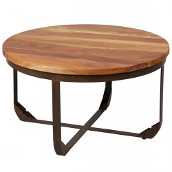 Thara - Table Basse Ronde