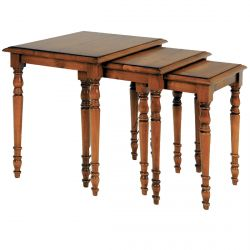 Piers - Tables Gigognes Louis Philippe