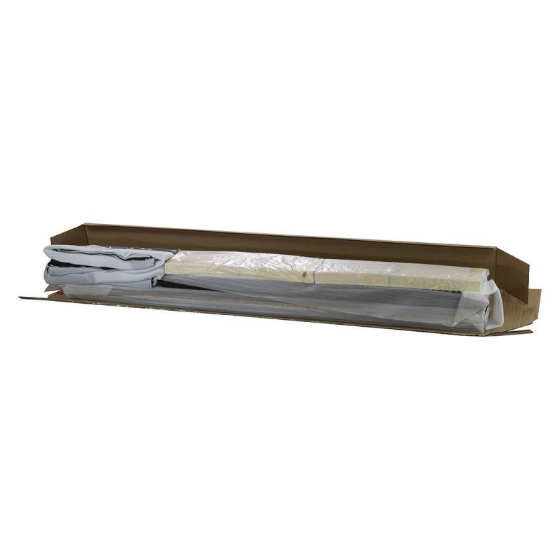 Pinolino 173419 Classic Grille de protection pour lit /à/ sommier tapissier Blanc mat