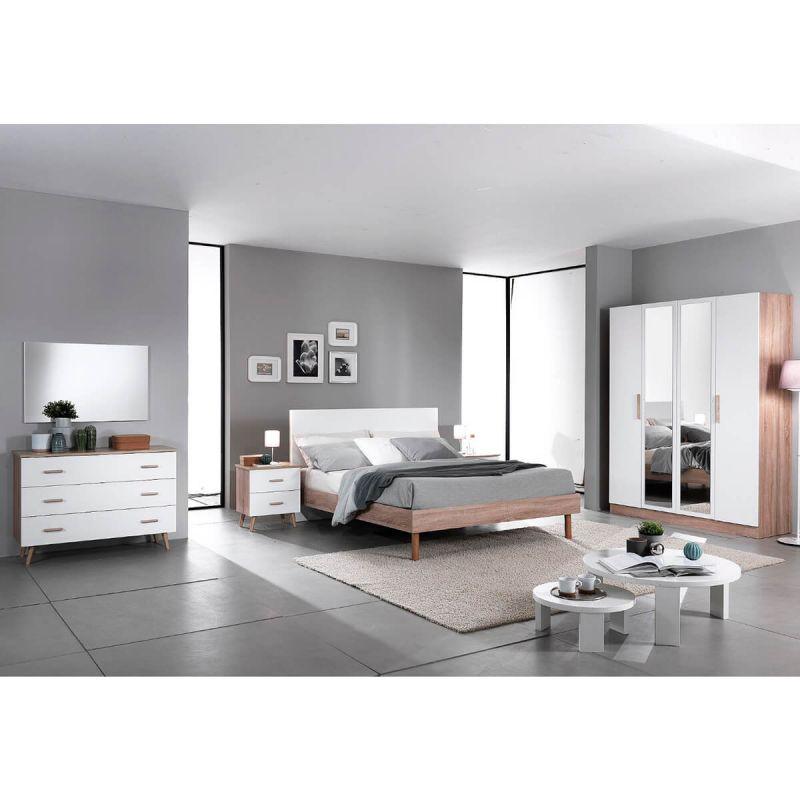 Preem Chambre Complete Avec Lit 160x200cm Altobuy Fr