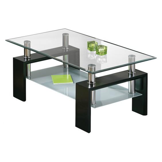 Base Noir - Table basse