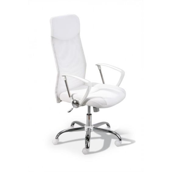 Techno 2 blanc - Fauteuil de bureau