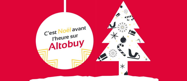 Promotions de Noël Altobuy