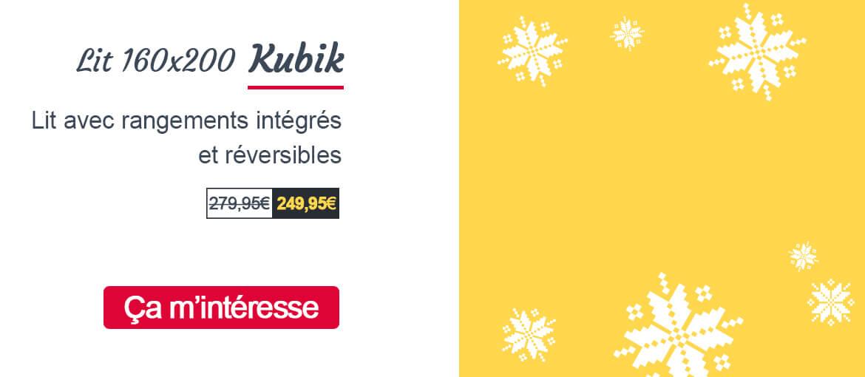 Slide promotion lit Kubik
