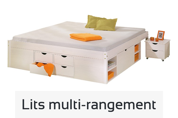 Lits multi-rangement